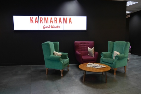 Karmarama reception