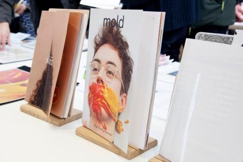 Amy Eckleben's graphic design work